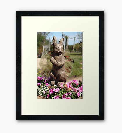 Happy Easter Framed Print