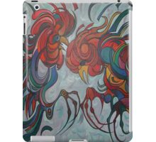 Flying Feathers iPad Case/Skin