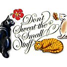 Don&#x27;t Sweat The Small Stuff by Damien Thomasz