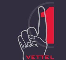 Vettel 1 Unisex T-Shirt