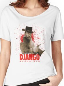 DJANGO *UNCHAINED* Women's Relaxed Fit T-Shirt