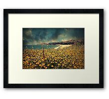 Ode to Melancholy Framed Print