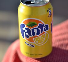 European Fanta lemon can by wittieb