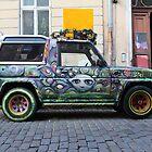 funny car by mrivserg