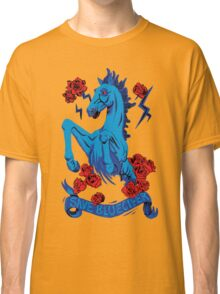 Save Bluecifer Red Rose Classic T-Shirt