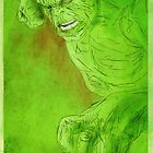 HULK by jeffrodgers