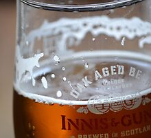 Innis and Gunn beer, Scotland by wittieb