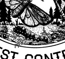 Viridian City Pest Control Sticker