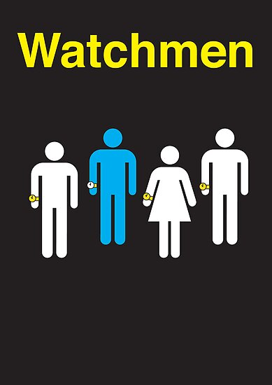 Watchmen by ell85design