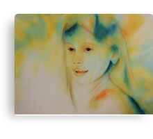 Lydia two Canvas Print