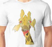 Zombie Giraffe Unisex T-Shirt