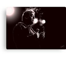 Bill Hicks Digital Painting Canvas Print