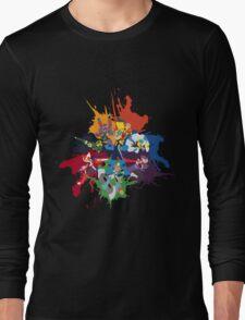 Megaman: Souls of a Hero Minimal Long Sleeve T-Shirt