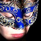 hide in blue by botticceli