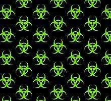 biohazard - organic, bio, hazardous, contaminated, environmentally by fuxart