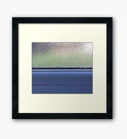 Bublup 1 Framed Print