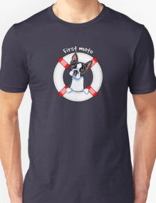 Boston Terrier :: First Mate T-Shirt