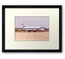 Air Force One Framed Print