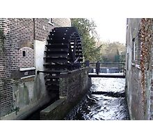 The Old Snuff Mill. Photographic Print