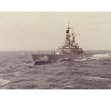 USS TEXAS (CGN 39) Photographic Print