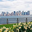 Springtime in New York by gleadston