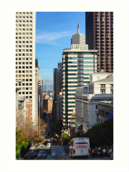 Streets of San Francisco by Kasia-D