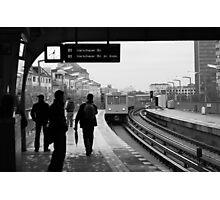 Berlin U-Bahn Station Photographic Print