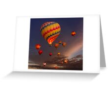 Farewell Mass Ascension Greeting Card