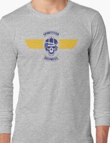 Sportster Sickness - Brazil (Custom) Long Sleeve T-Shirt