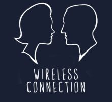 Wireless Connection - White by JamieKaplan9