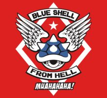 Blue Shell From Hell by TeeNinja