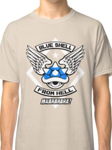 Blue Shell From Hell Classic T-Shirt
