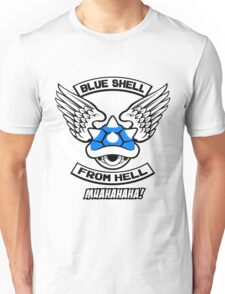 Blue Shell From Hell Unisex T-Shirt