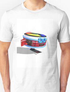 80's Retro Robot T-Shirt