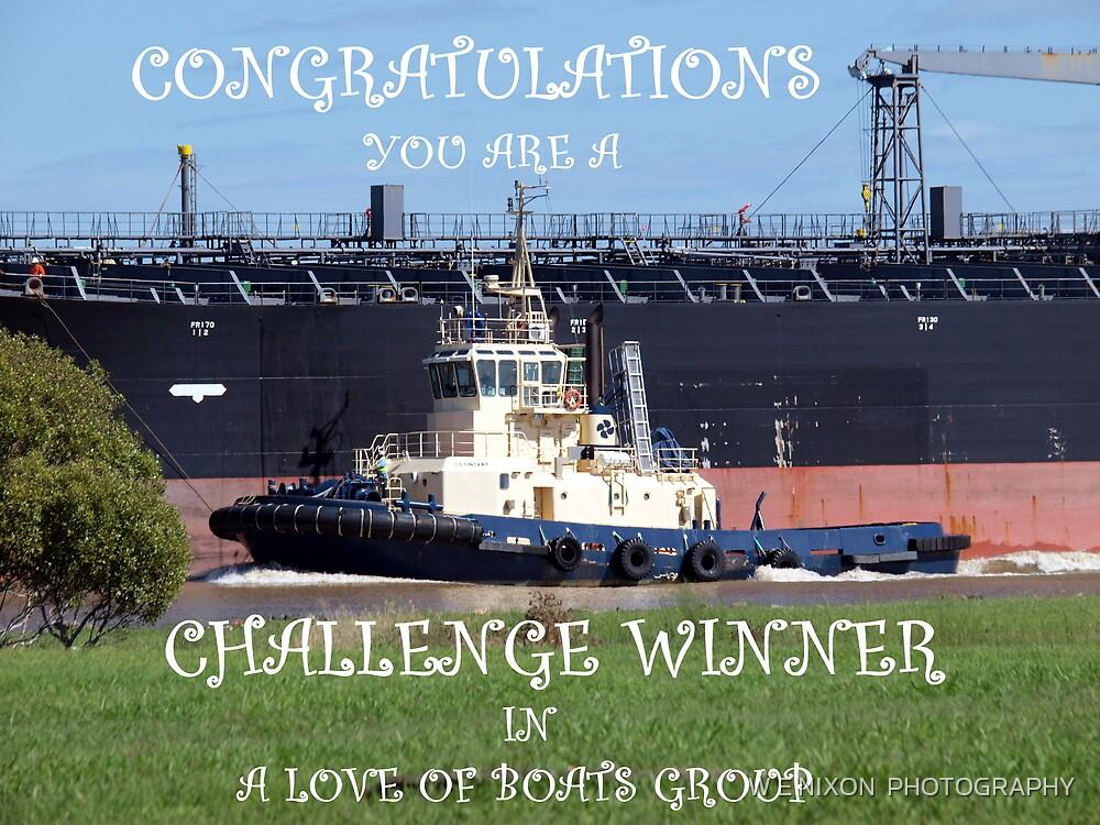 Challenge Banner by Wayne  Nixon  (W E NIXON PHOTOGRAPHY)