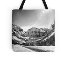 Valley's End Tote Bag