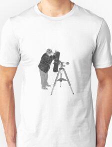 Astronomy   Through the telescope T-Shirt