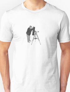 Astronomy Through the telescope SMALL T-Shirt
