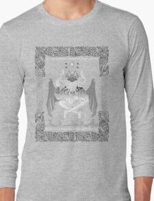 Celtic Cthulhu Long Sleeve T-Shirt