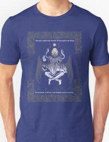 Celtic Cthulhu Unisex T-Shirt