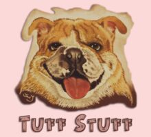 """Tuff Stuff"" kids clothing One Piece - Short Sleeve"