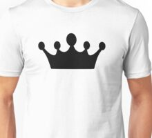 Simple Crown Unisex T-Shirt