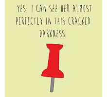 Paper Towns Photographic Print