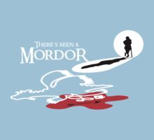 THERE'S BEEN A MORDOR One Piece - Short Sleeve