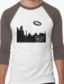 THE DARK SPRITE Men's Baseball ¾ T-Shirt