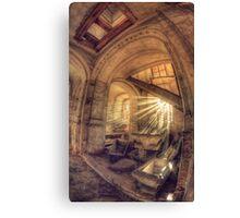 Light my inside Canvas Print