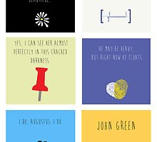 Last Words - John Green edition by Kayleigh Gough