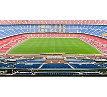 Camp Nou (FC Barca) Photographic Print