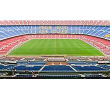 Camp Nou (FC Barca) Photographic Print