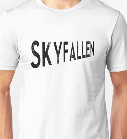 Skyfallen. Unisex T-Shirt